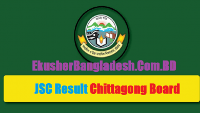 Chittagong Education Board JSC Exam Result