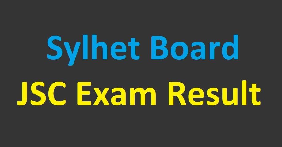 JSC Result 2019 Sylhet Education Board