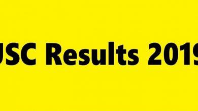 JSC Result 2019