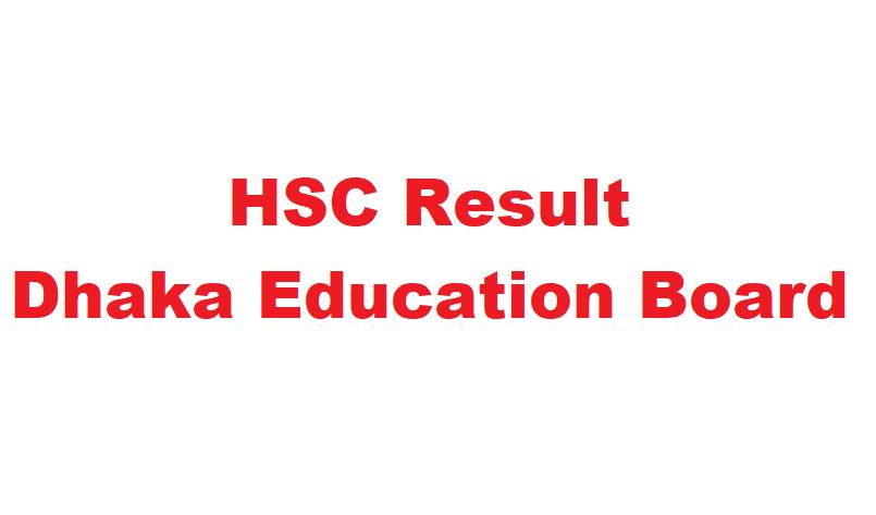 HSC Result 2020 Dhaka Board