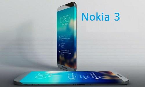 Nokia 3 Price