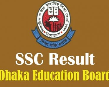 Dhaka Board SSC Exam Result 2020